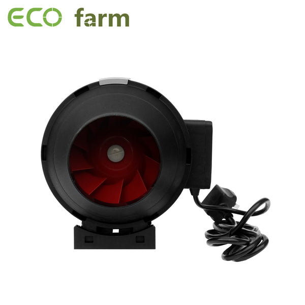 "ECO Farm 4""/6""/8"" In-line Fan Exhaust and Intake Fan"
