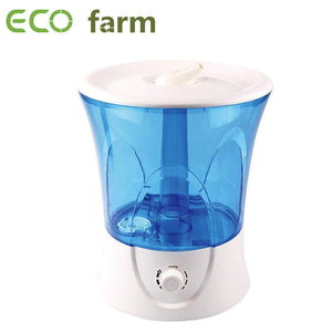 ECO Farm Hydroponics 8L Capacity Air Humidifier For Grow Room Tent Indoor Household