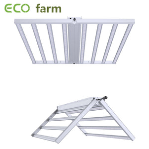 ECO Farm MG Series 180 Degree Foldable 660W LED Grow Light Osram Chips Waterproof Light Strips