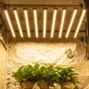 ECO Farm 240W/320W/480W/660W Waterproof Light Strips With Osram Chips Full Spectrum Foldable LED Light