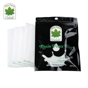 ECO Farm Rosin Press Bags With Many Choice