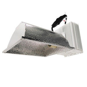 ECO Farm CMH Indoor 315W Single Ended Aluminum Grow Light Fixture Reflector G-Star Kit Basic