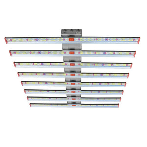 ECO Farm 250W/510W/700W LED Grow Light Strips With Samsung 301H Chips Separately UV+IR Control