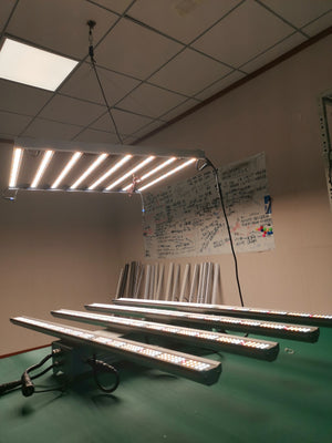 ECO Farm 240W/640W Samsung LM561C+OSRAM 660NM+ Dimmable LED Light Strips Built-in Power Supply