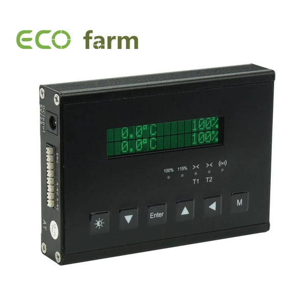 ECO Farm Master Grow Light Controller for DE Ballast Digital Ballast