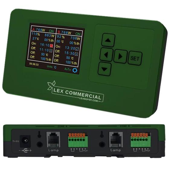 Lex Grow Master LED Light Smart Controller