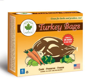 ECO Farm Turkey Roasting Bags