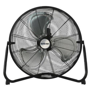 Hurricane Pro High Velocity Metal Floor Fan 20 in Fans