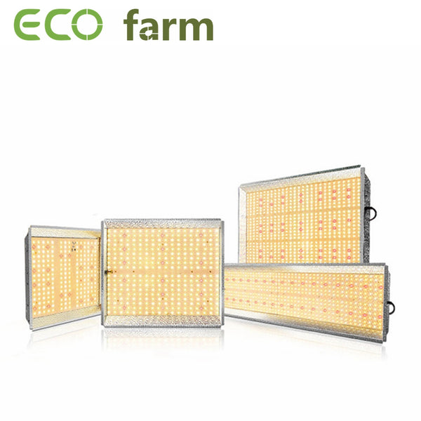 ECO Farm 150W/300W/450W Full Spectrum LED Grow Light Hydroponic Quantum Board With Samsung 281 Chips