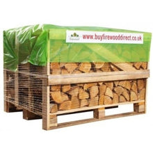 Load image into Gallery viewer, kiln dried birch firewood small crate