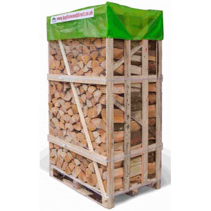 Kiln dried firewood logs BEST BUY crate