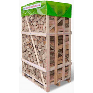kiln dried ash oak firewood logs BEST BUY crate