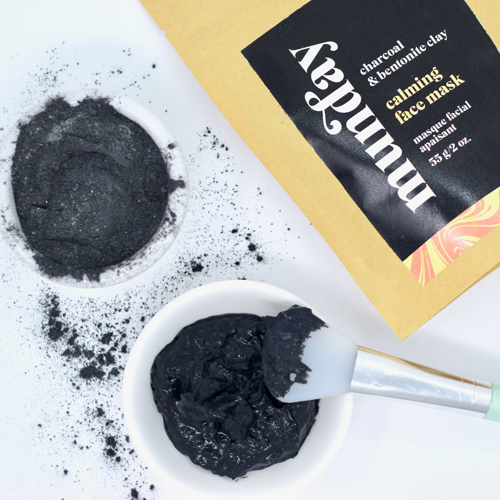 Calming Charcoal Face Mask