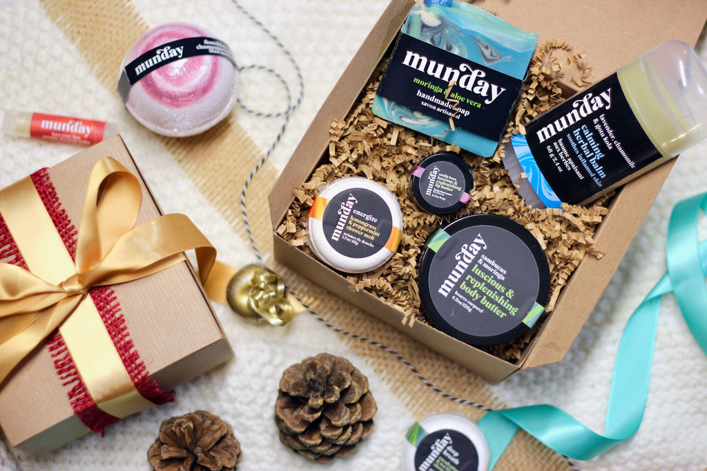 All natural gifts
