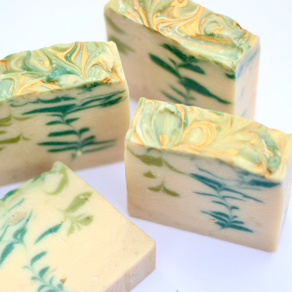 Rosemary & Mint Natural Artisan Soap