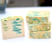 Rosemary & Mint Handmade Soap - Gifts A Bliss