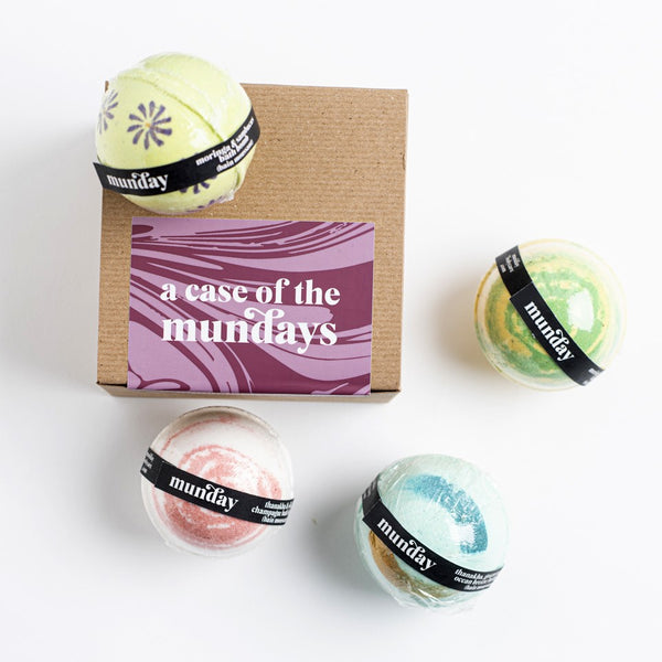 Bath Bomb Collection - Gifts A Bliss