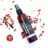 Rose Water Hydrating Facial Mist