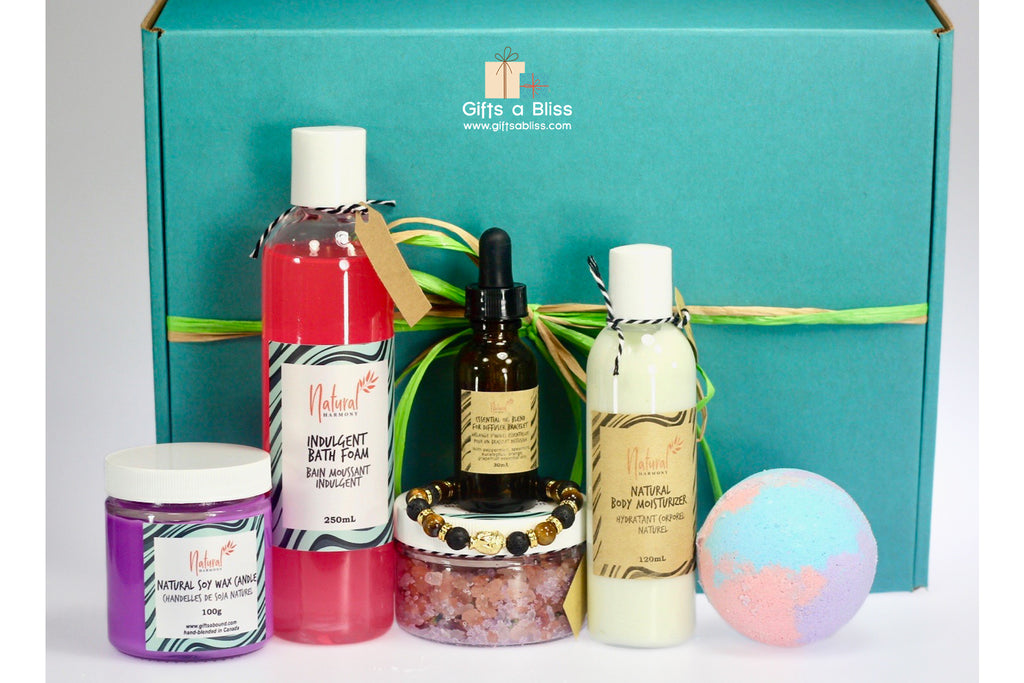 Spa Gift Box RAINBOW - Gifts A Bliss