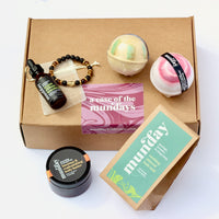 Bath Lover's Self-Care Box