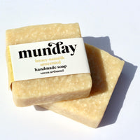 Honey & Oat Milk Natural Artisan Soap