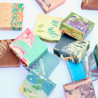 Munday Natural Artisan Soap Collection (Pick 3)