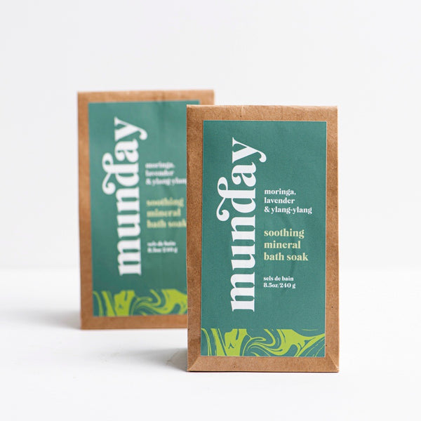 Soothing Moringa Mineral Bath Soak - Gifts A Bliss
