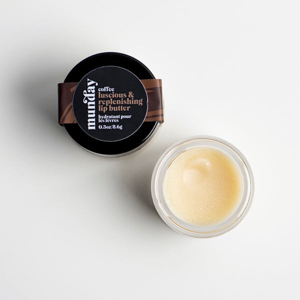 Coffee Luscious & Replenishing Lip Butter