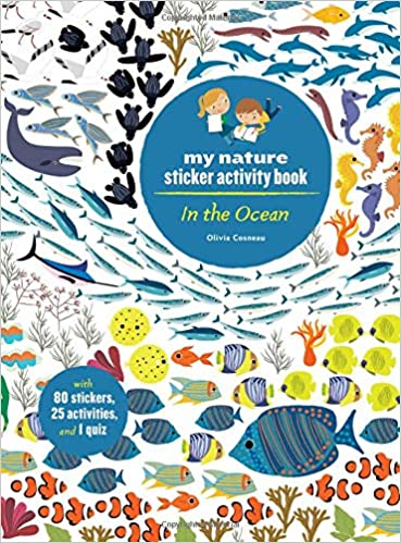 In The Ocean: My Nature Activity Sticker Book