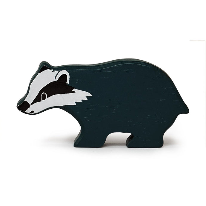 Woodland Wooden Animals