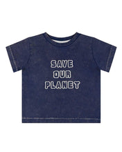 Load image into Gallery viewer, Save Our Planet T-shirt