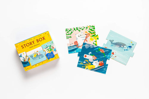 Story Box - Animal Adventures Claudia Boldt Small Stuff UK