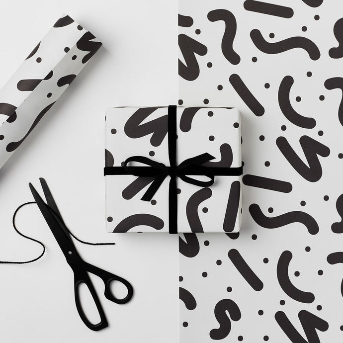 The Coconut Milk Wrapping Paper