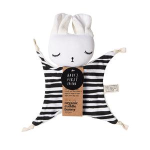 Organic Cotton Cuddle Bunny Wee Gallery Small Stuff UK