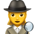 🕵♀.ws Female Sleuth