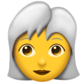 👩🦳.ws White Haired Woman