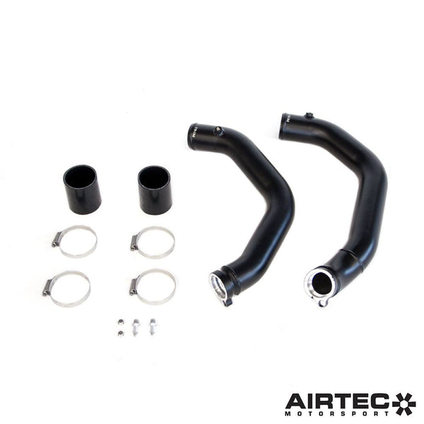 AIRTEC MOTORSPORT S55 HOT SIDE BOOST PIPES FOR BMW M3, M4 AND M2 COMP