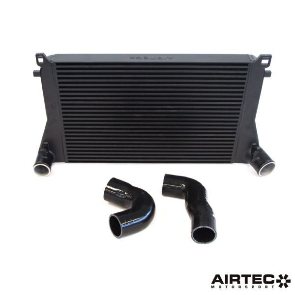 AIRTEC Intercooler Golf R and GTi Mk7/7.5, S3 8V, Cupra 280/290/300 (Black)