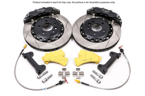 356mm 6pot Big Brake Kit for Golf Mk7 & Audi S3 8V. Black Calipers (FMBKS38V)