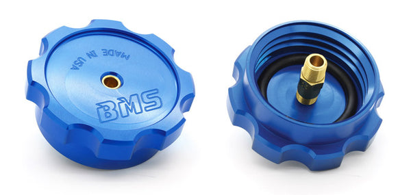BMS Billet Aluminium Methanol Injection Cap