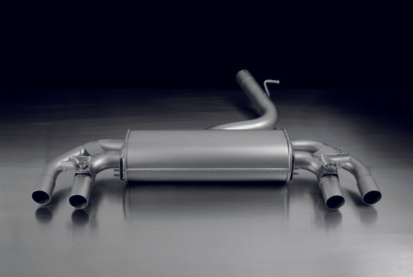 MK7 Golf R Remus Cat Back Exhaust System