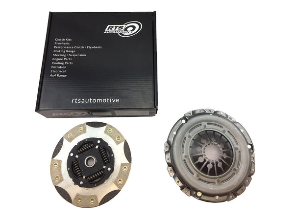 RTS clutch - Twin friction/5 Paddle clutch kit. MK7 Golf R, GTi and Clubsport, Audi S3 8V, TTS. Cupra, TTS