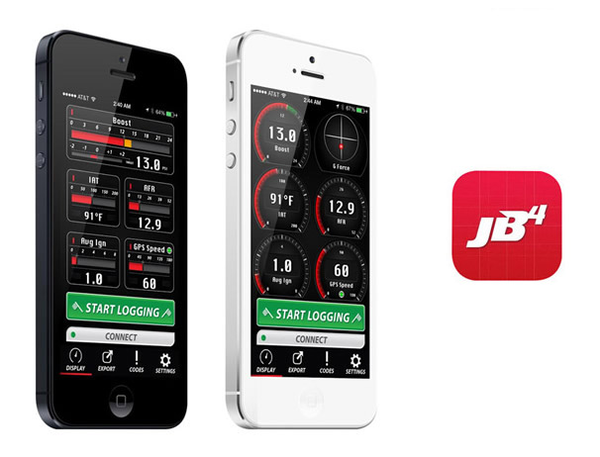 JB4 Bluetooth Smart Phone Wireless Connect Kit (Rev. 3)
