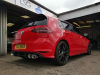 MK7/MK7.5 Golf R, GTi, Audi S3 8V Exhaust tips