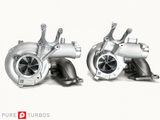 BMW M2/M3/M4 S55 PURE Stage 2+ Upgrade Turbos