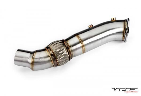 V2 VRSF B58 Downpipe Upgrade 2016+ BMW M140/M240i/340i/440i/540i/740i & xDrive