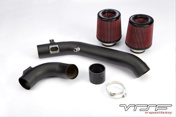 VRSF High Flow Upgraded Air Intake Kit 15-18 BMW M2 Comp M3 & M4 F80 F82 S55
