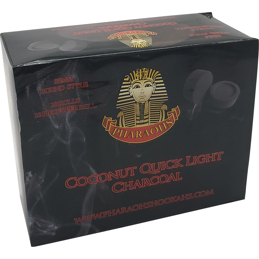 Coconut Quick Light Charcoal - 35mm