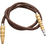 Premium Leather Hose - Pharaohs Hookahs