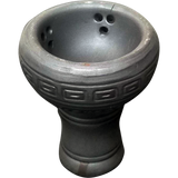 Black-Clay Double Layered Side Hole Bowl